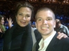 With Wonder Woman Lynda Carter