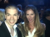 With Carole Radziwill of The Real Housewives of New York