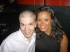 With Kimberley Locke at Score Nightclub on South Beach