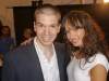 With DWTS's Karina Smirnoff