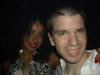 With Mya at Mokai on South Beach