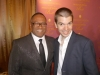 With Make-A-Wish Foundation of Southern Florida President/CEO Norman E. Wedderburn