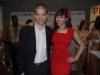 With 2011 Playboy Playmate of the Year Claire Sinclair at her Las Vegas Show Pin Up at the Stratosphere Hotel and Casino