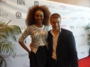 With Cynthia Bailey of The Real Housewives of Atlanta