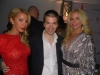 With Lisa Hochstein and Alexia Echevarria of The Real Housewives of Miami