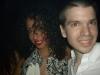 With Singer Alexandra Taveras