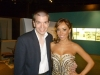 With Mexican Actress Nadia Escobar