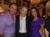 With Frederic Marq and Adriana De Moura
