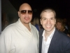 With Rapper Fat Joe
