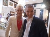 With Actor and Singer Frankie Grande