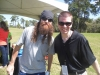 With Jase Robertson of Duck Dynasty