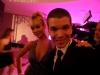 With Joanna Krupa