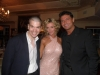 With Joanna Krupa and Romain Zago
