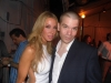 With Lisa Hochstein of The Real Housewives of Miami at Miami Swim Week