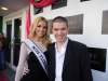With Miss Florida Michelle Aguirre