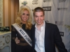 With Miss Florida USA Michelle Aguirre