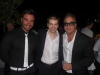 With Actor and Model Rodiney Santiago and Producer and Director Richard Jay-Alexander