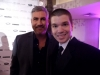 With Taylor Hicks