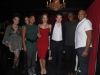 With the Cast of The Cabaret South Beach