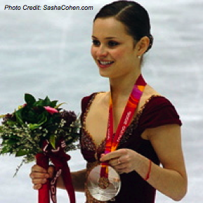 Sasha Cohen on CYInterview.com