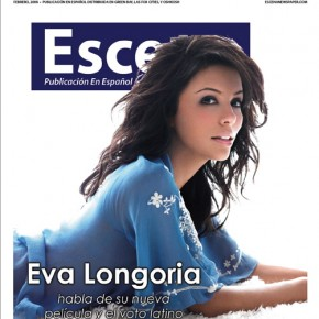 Eva Longoria Graces Cover of Escena