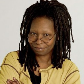 Whoopi Goldberg, The View, Black Actresses, Oscar Winners