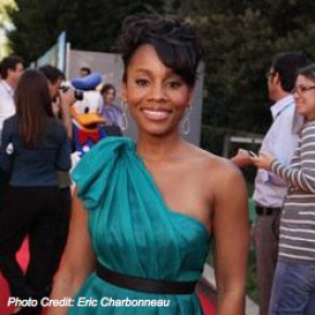 Anika Noni Rose on CYInterview.com