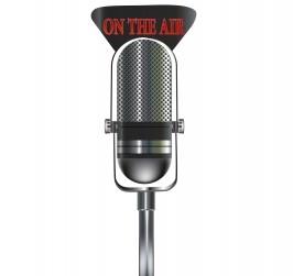 Radio, Microphone, Mic