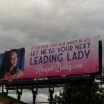 Tyler Perry, Tyler Perry Billboard, Racquel Bailey, Acting, Atlanta Tyler Perry Billboard, Tyler Perry Billboard, Billboards, Racquel Bailey Billboard