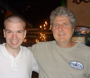 Mike Leach, Chris Yandek, Washington State Football, Chris Yandek and Mike Leach, Football Coaches, Key West, The Rum Barrel