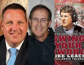 Mike Leach, Rob Gill, Andy Hill, Coaching Panel, Sports, Washington State Football, Swing Your Sword