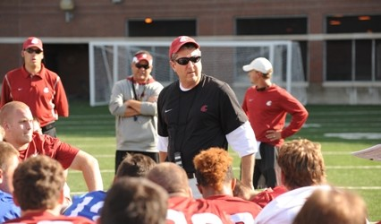 Mike Leach, Washington State Football, Washington State Football 2012