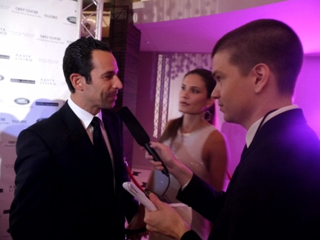 Red Carpet, Red Carpet Interview, Sports Interview, Race Car Driver Interview, The Blacks' Annual Gala, The Blacks' Annual Gala 2013, Chris Yandek, Celebrities in Miami, The Blacks Annual Gala Photos, The Blacks Annual Gala 2013, The Blacks Annual Gala Real Housewives of Miami, The Black Gala 2013, The Blacks Gala Photo, The Blacks Gala 2013, Helio Castroneves, Helio Castroneves The Blacks Annual Gala, Chris Yandek Helio Castroneves, Helio Castroneves Photos, Helio Castroneves 2013, Helio Castroneves The Blacks Gala, Helio Castroneves Interview, Adriana Henao