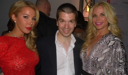 Chris Yandek, Celebrities in Miami, Lisa Hochstein, Lisa Hochstein, Chris Yandek Lisa Hochstein Alexia Echevarria, Lisa Hochstein Photos, Lisa Hochstein 2014, Miami Fashion Week 2014, Real Housewives of Miami 2014, Chris Yandek Alexia Echevarria, Chris Yandek Lisa Hochstein Alexia Echevarria 2014, Alexia Echevarria Photos, Alexia Echevarria, Alexia Echevarria Venue Magazine, Real Housewives of Miami, RHOM, RHOM 2014, Real Housewives Photos, Real Housewives of Miami 2014, Real Housewives of Miami Photos 2014, Celebrity Photos 2014, Michael Costello Fashion Show 2014, Michael Costello 2014, Miami Fashion Week Photos, Chris Yandek, CYInterview, Lisa Hochstein Michael Costello