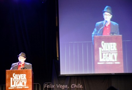 Art Davie, Legends of MMA Hall of Fame 2015, Legends of MMA, Legends of MMA Ceremony 2014, Legends of MMA Ceremony, UFC Creator, UFC Visionary, Art Davie UFC, Art Davie 2014