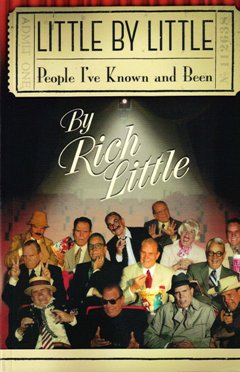 Rich Little, Rich Little Book
