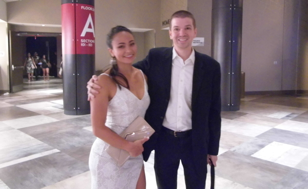 Chris Yandek, Michelle Waterson, Karate Hottie, Michelle Waterson 2018, Chris Yandek Michelle Waterson, UFC Hall of Fame 2018. Michelle Waterson 2018