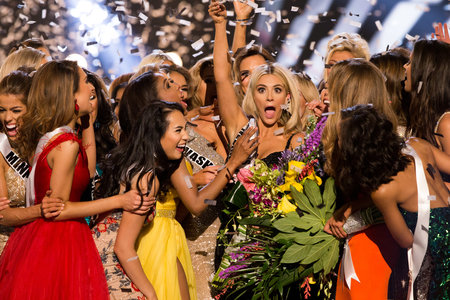 Miss USA Pageant 2018, Miss USA 2018, Miss USA Sarah Rose Summers, Miss USA Nebraska, Miss USA 2018, Miss USA Sarah Rose, Miss USA Nebraska Cornhuskers Football, Miss USA Scott Frost
